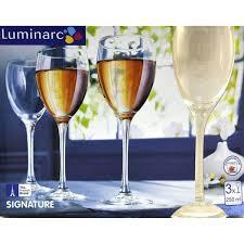 <b>Набор бокалов для красного</b> вина LUMINARC Сигнатюр, 250 мл ...