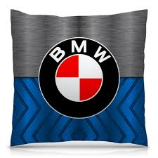 Подушка 40х40 с полной запечаткой <b>Авто BMW</b> #2516179 в ...