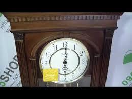 <b>Настенные часы</b> с маятником <b>Vostok</b> H-19371 обзор - YouTube