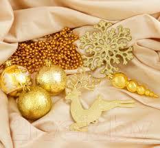 <b>Набор ёлочных</b> игрушек Зимнее волшебство Волшебный олень ...