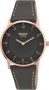 Женские титановые наручные <b>часы Boccia</b> Titanium <b>3254-03</b>