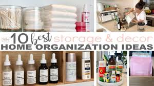 <b>HOME ORGANIZATION</b> TIPS AND HACKS - CLEVER SMALL ...