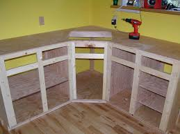 how to make kitchen cabinets: how to build kitchen cabinet frame