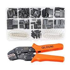 QLOUNI Ratchet Terminal Crimping Tools Set <b>SN</b>-<b>28B</b> Ratcheting ...