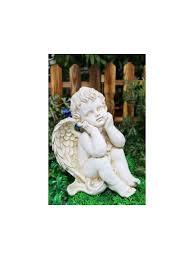 """<b>Фигурка декоративная</b> """"<b>Мечтающий ангел</b>"""" Magic Home 2799424 ..."""