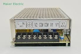 D-120B <b>120W</b> DC5V DC24V <b>Dual Output Switching</b> Power Supply ...