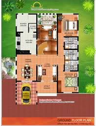Sq  Ft  Contemporary and Kerala Style Architecture   Kerala    modern contemporary homes   June