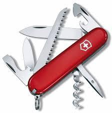 Офицерский <b>швейцарский нож Victorinox Camper</b> 91 мм, 13 ...