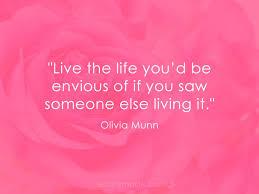 Quotes by Olivia Munn @ Like Success via Relatably.com