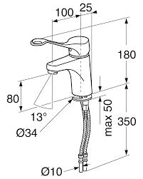 <b>Смеситель для раковины с</b> рычагом 160 мм | YS1 | 0002-UA-YS1 ...