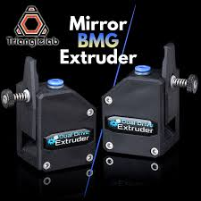 <b>trianglelab Left Mirror BMG</b> extruder Cloned Btech Bowden Extruder ...