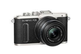 Беззеркальный <b>фотоаппарат OLYMPUS Pen E-PL8</b> Kit 14-42 II R ...