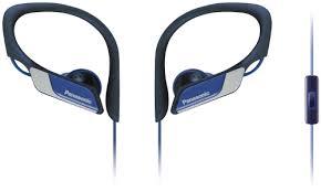 <b>Наушники</b> с микрофоном <b>Panasonic RP</b>-<b>HS35MGC</b> Blue (RP ...