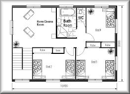 Small House Floor Plans    Luxury Design Willernie Upper Floor        Small House Floor Plans    Up
