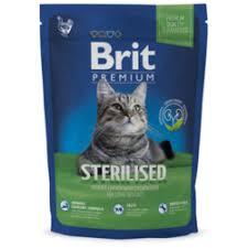 <b>Корма Brit</b> для кошек — купить на Яндекс.Маркете