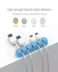 Original <b>Orico Cable Winder</b> Organizer Wire Storage Silicon ...