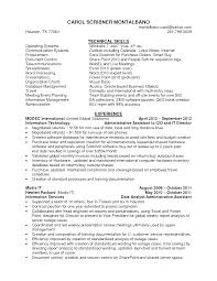 administrative assistant resume skills anuvrat info resume admin assistant s assistant lewesmr objectives