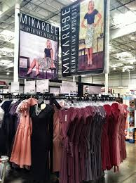 mikarose at costco % savings utah deal diva i just wanted to give you all a head s up that i saw a large display of mikarose clothing at costco the event just started and they normally run about 7 10