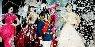 ночной клуб: <b>лучшие</b> подиумные образы Джона Гальяно