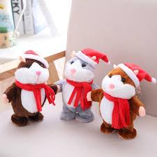 Cheeky Hamster Talking Mouse Pet <b>Christmas</b> Kids Mini Toys <b>Gift</b> ...
