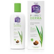 <b>Флюид для тела</b> Боро Плюс Perfect Derma и лица <b>Увлажняющий</b> ...