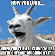 Laughing Goat Memes - Imgflip via Relatably.com