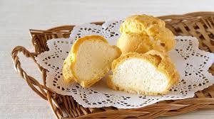 <b>Ice Cream</b> Puffs (Choux <b>Pastry</b> filled with Parfait Glacé) シューアイス ...