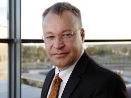 According to CNET, for brokering Microsoft's purchase of Nokia's Devices & Services unit, former Nokia CEO and now Microsoft EVP Stephen Elop will get $33 ... - Nokia-CEO-Stephen-Elop-Returns-to-Microsoft-More-CEO-Speculation-Emerges-380032-21