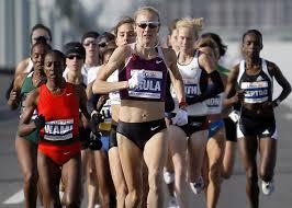 Resultado de imagen para mujeres corriendo maratón
