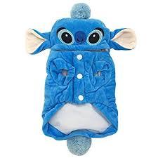 Halloween <b>Winter Warm Pet Clothing</b> Hoodie <b>Cartoon Dog Clothes</b> ...