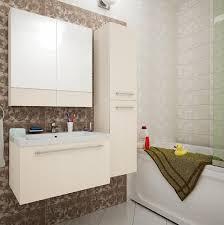 <b>Зеркальный шкаф</b> 1Marka Соната 75 <b>белый глянец</b> в интернет ...