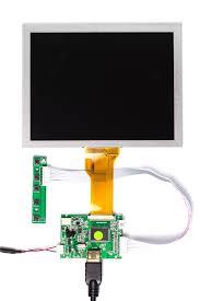 "HDMI <b>8</b>"" <b>LCD Screen</b> Kit (<b>800x600</b>) – Pimoroni Store"