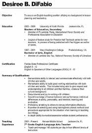 images about teacher resumes on pinterest   teacher resumes    sample teacher resume   like the bold     line