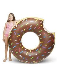 <b>Круг надувной Chocolate</b> Donut <b>BigMouth</b> 5013059 в интернет ...