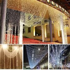 <b>3m X</b> 300-led Warm White Light Romantic Christmas Wedding ...