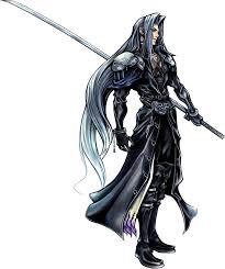 セフィロス | Sephiroth Mugen Character Download