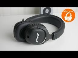 Обзор <b>Marshall Mid Bluetooth</b> – беспроводные накладные ...