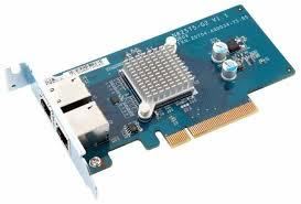 <b>Сетевая карта QNAP LAN-1G2T-U</b> — купить по выгодной цене на ...