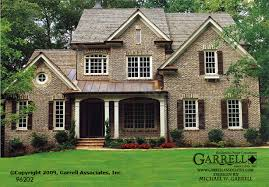 Vinings House Plan   Country Farmhouse SouthernVinings House Plan