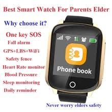 <b>elderly smart watch</b> phone reviews – Online shopping and reviews ...