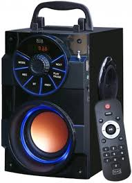 Портативная <b>колонка MAX MR-430</b> Black
