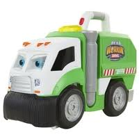 Мусоровоз <b>JAKKS Pacific Real</b> Workin' Buddies Mr. Dusty (583850 ...