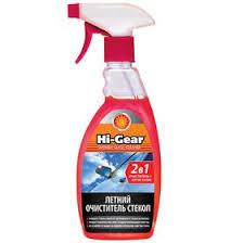 <b>Очиститель стёкол</b> HI-GEAR <b>летний</b>, спрей <b>2</b> в 1, триггер, 500 мл ...