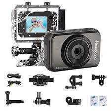 HG1270 Waterproof Action Camera for Kids, <b>1080P 5MP</b>: Amazon ...