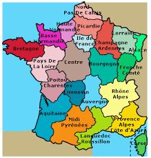 Risultati immagini per géographie de la france