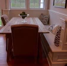 traditional kitchen corner banquette with storage round oak table banquette furniture with storage