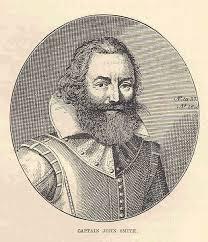 John Smith di Jamestown