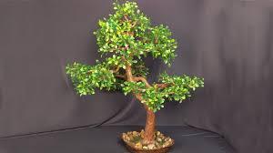 Как сделать искусственное дерево. <b>Бонсай</b> своими руками ...