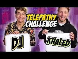 WE TRY THE TWIN TELEPATHY CHALLENGE (The Show <b>w</b>/ <b>No</b> ...