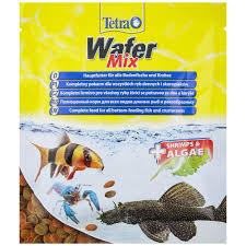 <b>Корм</b>-чипсы <b>Tetra WaferMix</b> для всех донных рыб 15г - купить с ...
